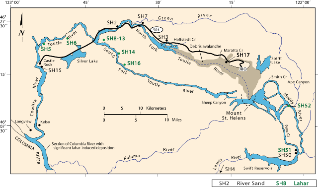 lahar map