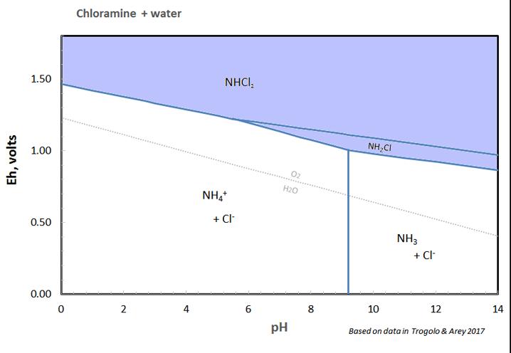 Chlorine And Chloramine